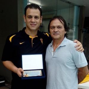 Eduardo Piccinini (Foto: Reprodução/Facebook FADA)