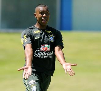 treino Seleção brasileira Sub 20  (Foto: Alexandre Durão)