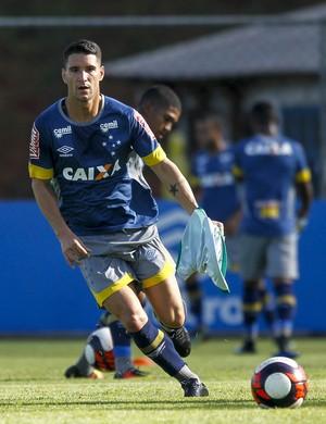 Thiago Neves; Henrique Cruzeiro (Foto: Washington Alves/Light Press)