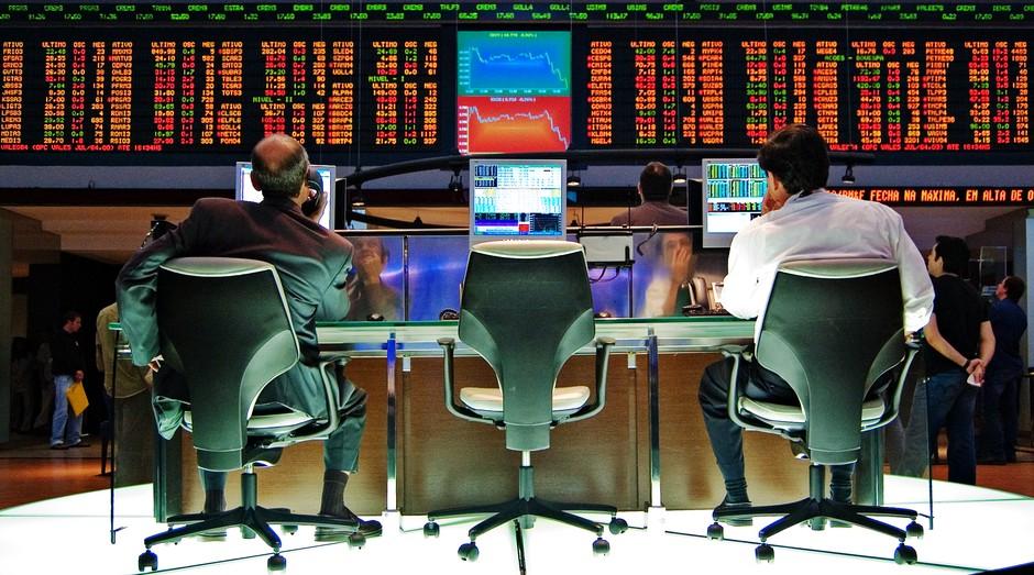 Bolsa de Valores de São Paulo (Foto: Wikimedia)