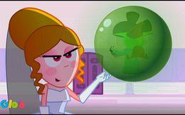A Misteriosa Bola de Cristal