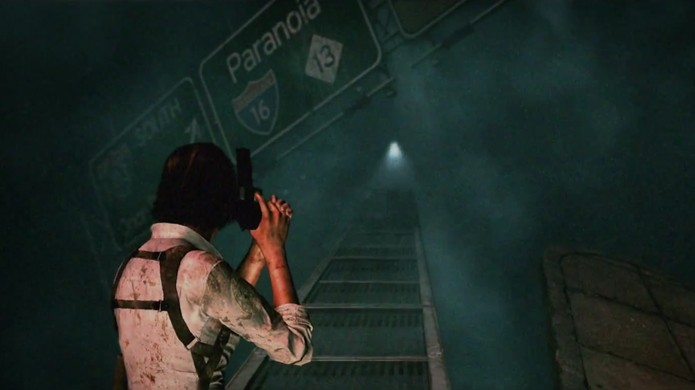 Novo DLC The Consequence encerrará a campanha de Juli Kidman em The Evil Within (Foto: Reprodução/YouTube)