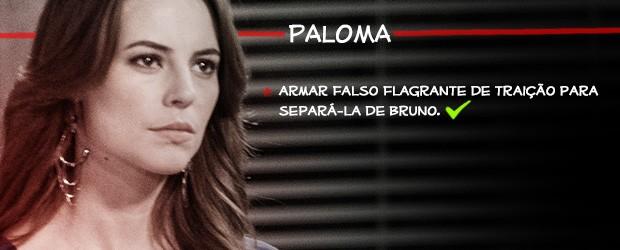 Paloma (Foto: Amor à Vida/TV Globo)