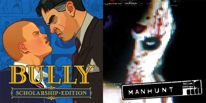 Bully e Manhunt retornam via PS4 (Foto: Reprodução/Felipe Vinha)