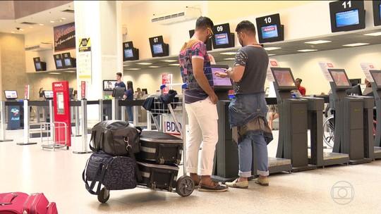 AGU recorre de decisão que suspendeu cobrança extra por despacho de bagagem