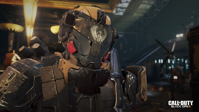 Controle um soldado do futuro em Black Ops 3 (Foto: Divulgação/Activision)