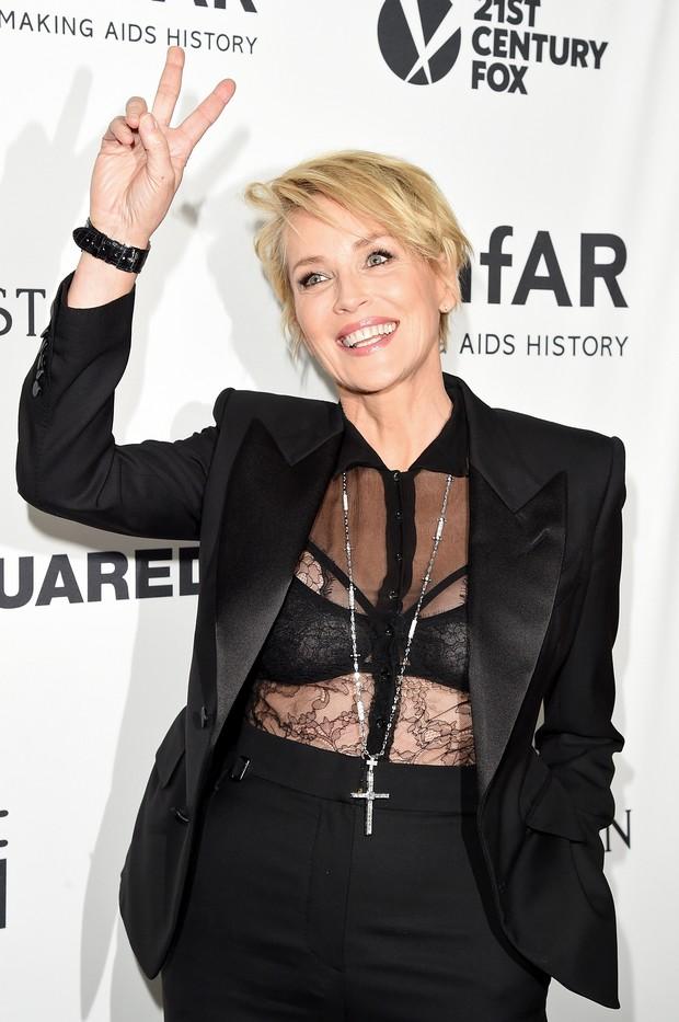 Sharon Stone (Foto: AFP)
