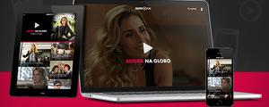 Globo Play já foi baixado 2 milhões de vezes desde o lançamento  (Divulgação/Globo Play/G1)