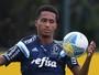 Com elenco cheio, Palmeiras empresta volantes revelados pelo clube