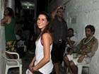Fernanda Paes Leme, Nathalia Dill, Caio Castro e outros famosos curtem o carnaval de Salvador