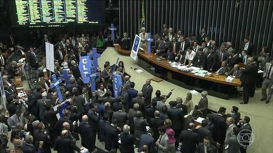 Reforma trabalhista vai para o Senado; veja principais pontos