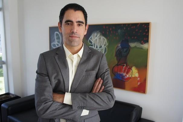 Comentarista do Bom Dia Paraíba, Maurício Melo (Foto: Alysson Bernardo/TV Cabo Branco)