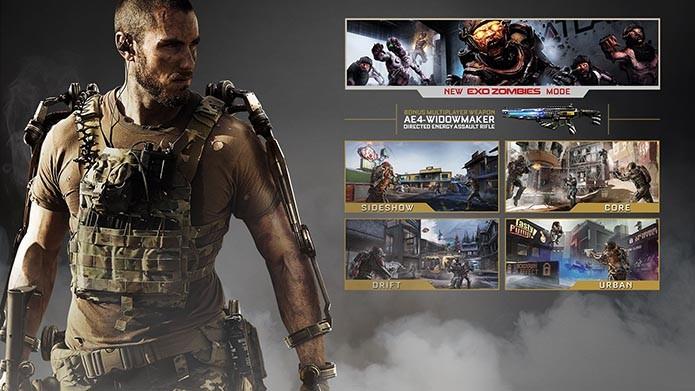 Call of Duty: Advanced Warfare: conheça todos os DLCs e expansões do game (Foto: Divulgação)