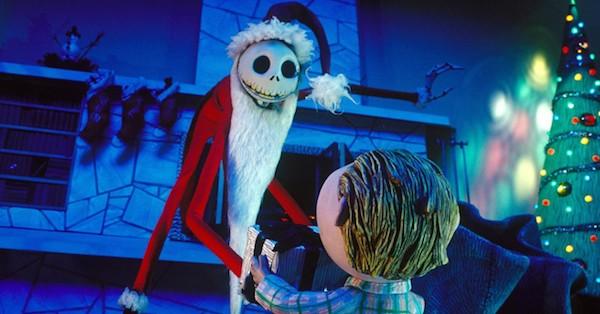 O personagem Jack Skellington no clássico O Estranho Mundo de Jack (1993) (Foto: Reprodução)