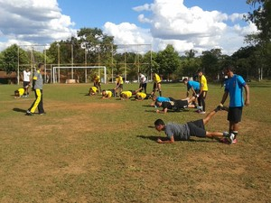 Time sub-20 do Victoria está com 33 atletas (Foto: Assessoria/Victoria)