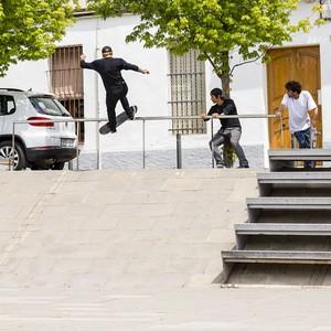 Luan Oliveira é um dos skatistas mais aclamados por transformar o esporte em arte - skate (Foto: Divulgação/Nike)