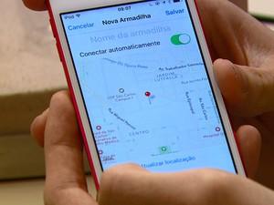 Aplicativo vai ajudar moradores a monitorar mosquito transmissor (Foto: Wilson Aiello/EPTV)