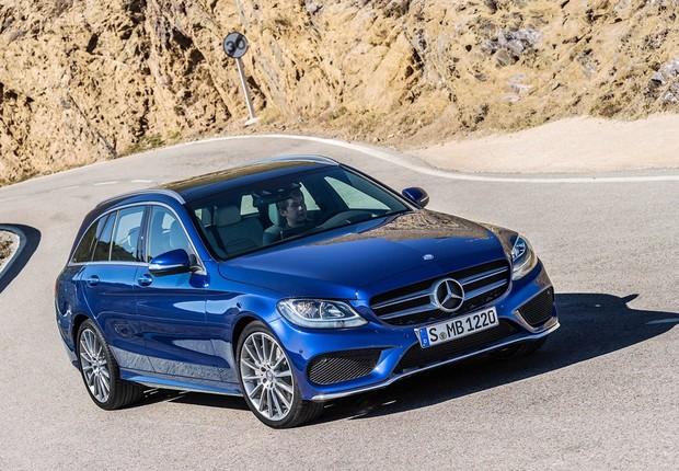 Mercedes-Benz Classe C Estate (Foto: Divulgação)