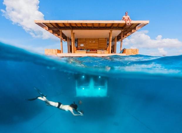 Manta Resort (Foto: Divulgação)