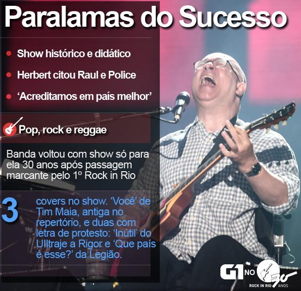 Paralamas   (Foto: Fábio Tito / G1)