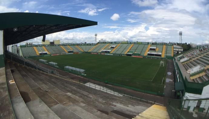 Arena Condá Chapecó Chapecoense (Foto: Richard Souza)