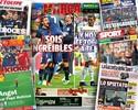 Incrível, feroz, implacável... Atlético  vira destaque nos jornais da Europa