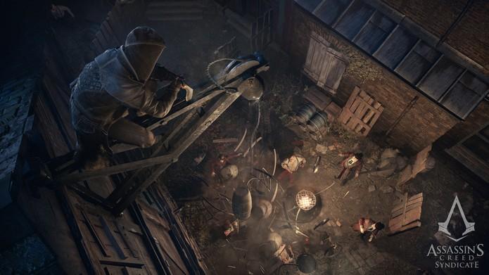 Assassin's Creed Syndicate - Lista completa das Ações e Recompensas é vazada
