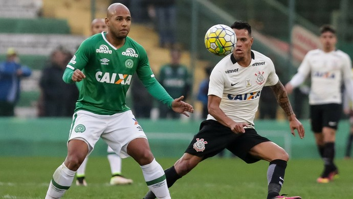 Sérgio Manoel Chapecoense (Foto: Rodrigo Gazzanel / Agência Corinthians)