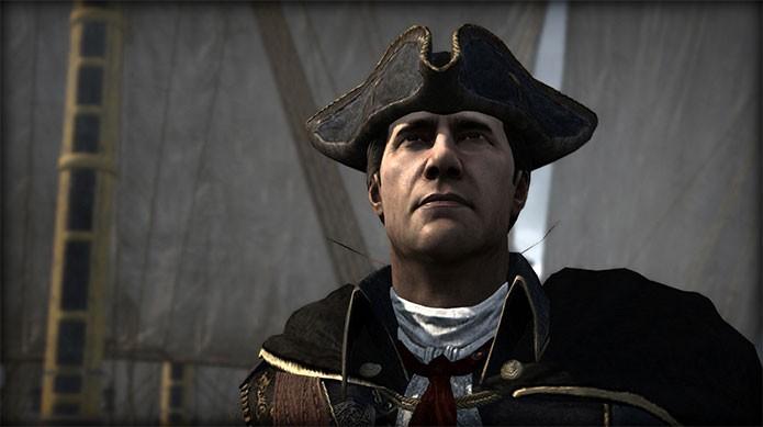 Haytham Kenway em Assassins Creed  (Foto: Divulgação)