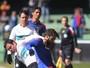 Sem Juan, Coritiba analisa opções para a partida contra o Palmeiras