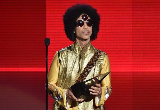 Prince, em 2015 (Foto: Getty Images)