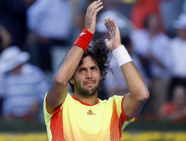 Fernando Verdasco tênis Madri oitavas (Foto: EFE)