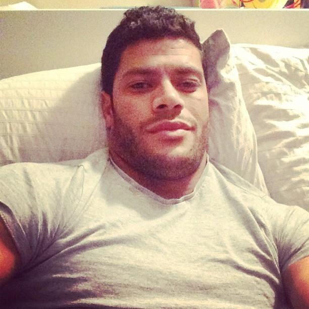 Hulk (Foto: Reprodução/Instagram)
