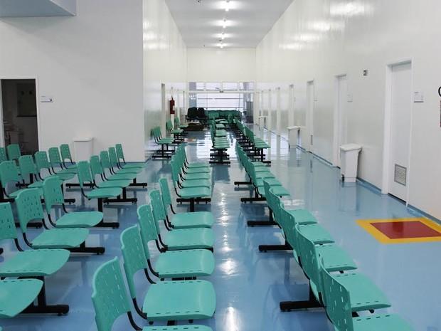 Centro de Saúde de Santa Bárbara será transferido para novo prédio (Foto: Imprensa/Prefeitura)