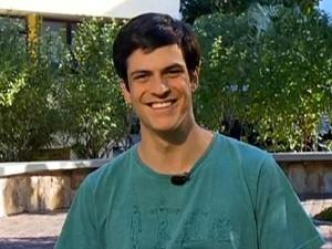 Solano fala no Globo Repórter ao garoto de Piracicaba chamado de Félix na escola (Foto: Reprodução / TV Globo)