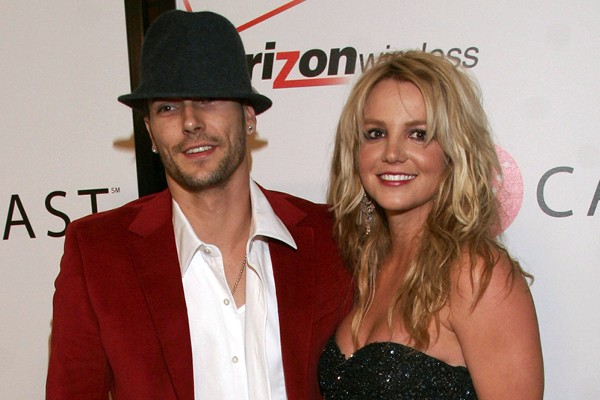 Kevin Federline e Britney Spears (Foto: Getty Images)