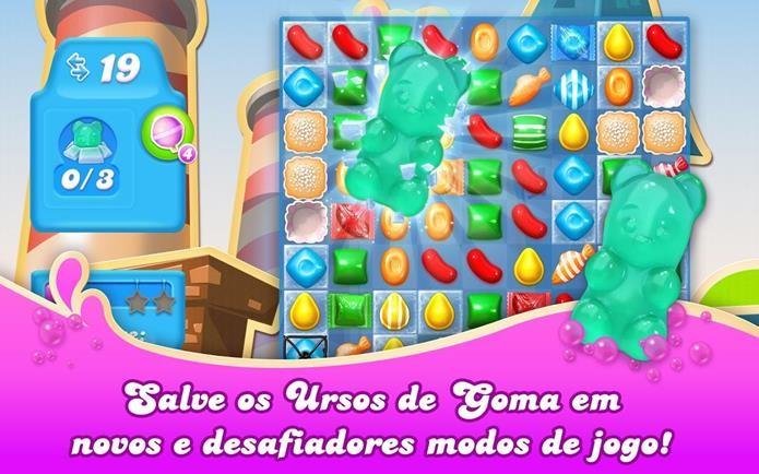 Candy Crush ganha versão com refrigerantes (Foto: Divulgação)