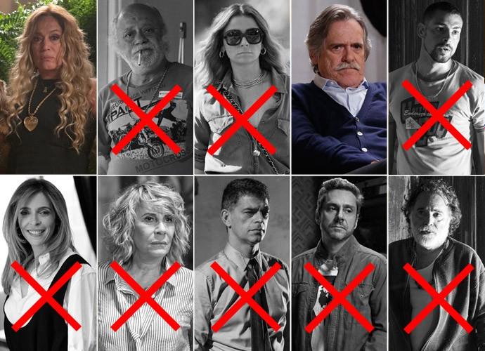 Quem será o Pai da facção?  (Foto: Gshow)