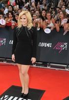 Demi Lovato é a mais bem-vestida em premiação de música