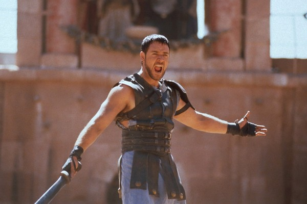 Cena de 'Gladiador' (2000)  (Foto: Reprodução)