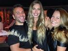 Mariana Weickert desmente gravidez: 'É brincadeira'