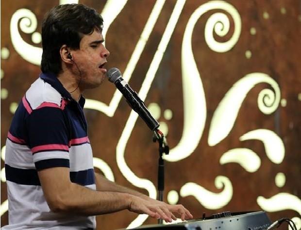 Ex-The Voice Brasil, Edu guarda ótimas lembranças do programa (Foto: Arquivo pessoal)