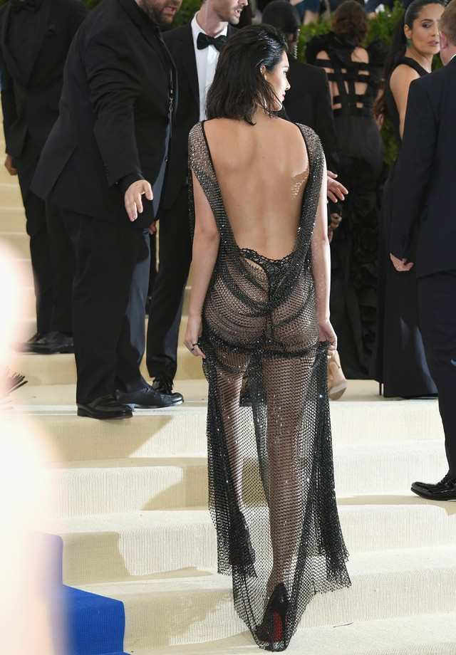 Kendall Jenner no Met Gala (Foto: Getty Images)