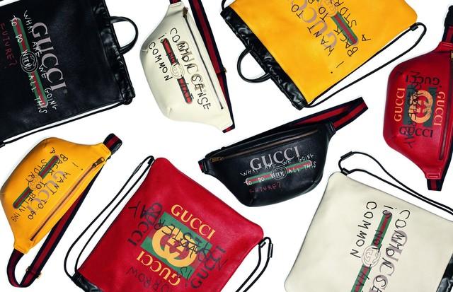 Gucci + Coco Capitain: nova coleção (Foto: Divulgação)