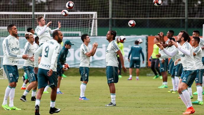 Palmeiras tem prova de força para o elenco no primeiro mata-mata do ... 47e4281e81e96