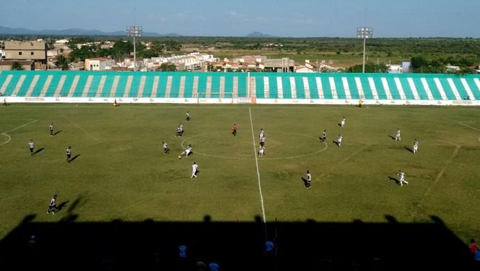 sousa x treze, campeonato paraibano (Foto: Rafaela Gomes / GloboEsporte.com/pb)