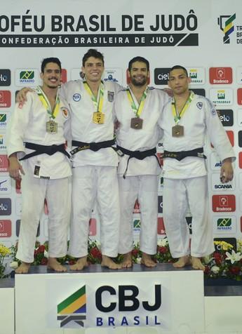 Stanley Torres Troféu Brasil 2016 (Foto: Paulo Pinto/CBJ)