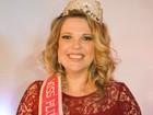 Candidata de 107 kg vence o Miss Plus Size Carioca: 'Estou me sentindo'