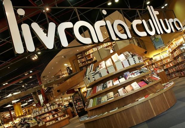 Loja da Livraria Cultura  (Foto: Divulgação)