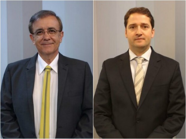 Crespo e Raul (Foto: Carlos Dias/G1)